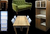 買取可能なアイテム:家具一覧