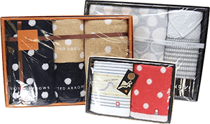 トレファク引越しで買取できる商品例:贈答品