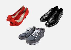 トレファク引越で回収できる品物例:靴