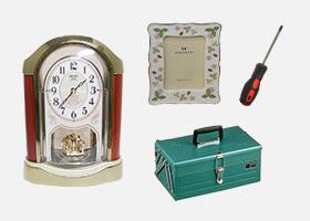 トレファク引越しで回収できる品物例:インテリア・生活雑貨